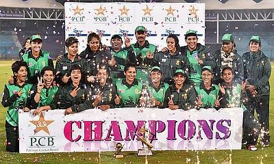 PCB Challengers beat PCB Blasters in the final of the National Triangular T20 Women's Cricket Championship by six wickets - PCB