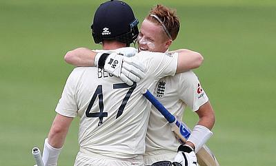 3rd Test South Africa v England: Pope and Stokes tons put England in control on Day 2