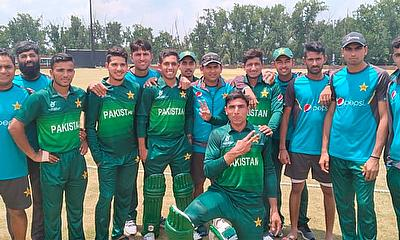 Mohammad Waseem and Tahir Hussain bowl Pakistan U19 to crushing win over Scotland U19