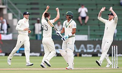 3rd Test South Africa v England Day 4: England on the brink of historic victory