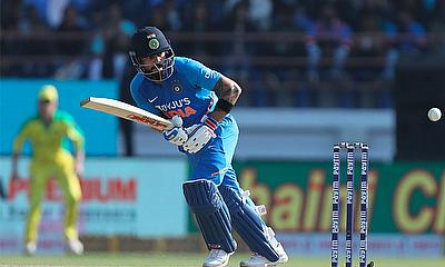 Virat Kohli spoke to the media after the 3rd ODI against Australia