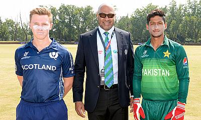 ICC U19 CWC: Pakistan v Scotland Highlights