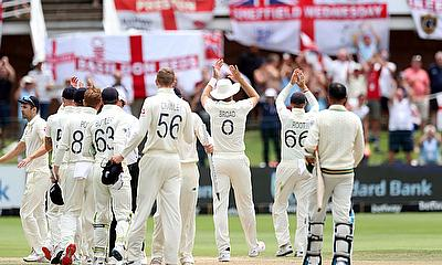 3rd Test South Africa v England: England wrap up expected win by an innings and 53 runs