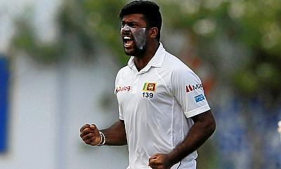 1st Test Zimbabwe v Sri Lanka: Sri Lanka pull off 10 wicket win in Harare