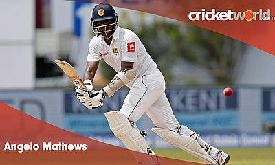 Cricket World Player of the Week - Angelo Mathews
