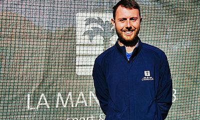 Bristow Arrows in on New Cricket Role at La Manga Club