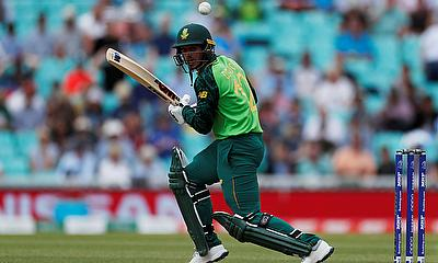 South Africa ODI Team Begin Preparations for England