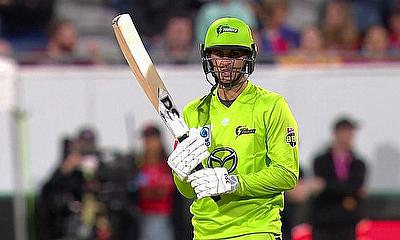 Sydney Thunder Beat Adelaide Strikers by 8 Runs