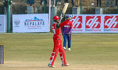 ICC Cricket World Cup League 2: Oman beat Nepal by 8 wickets