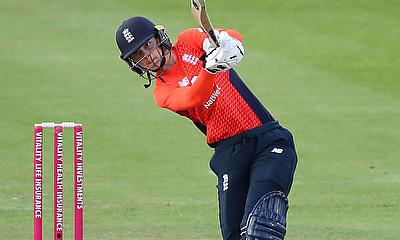 England Women Finish Tri-Series With Consolation Win