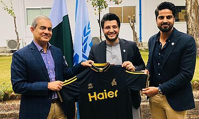 Peshawar Zalmi announce partnership with UNHCR ahead of Pakistan Super League 5