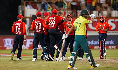 South Africa v England 2nd  T20I: England turn tables in another T20 thriller