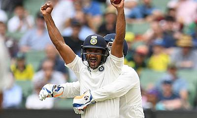 Mayank Agarwal spoke to the media after Day 1 of the first Test against New Zealand