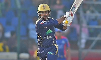 Sarfaraz Ahmed  2 made 37 off 28 in his side's five-wicket win over Karachi Kings - PCB