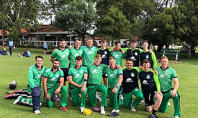 Ireland Wolves win T20 series over Namibia 4-1