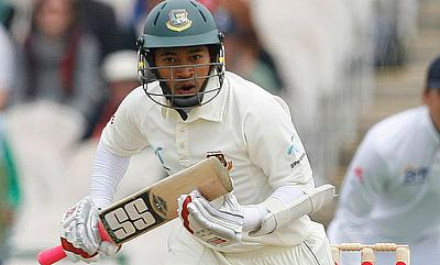 1st Test Bangladesh v Zimbabwe Day 3: Bangladesh on top after Mushfiqur Double Century