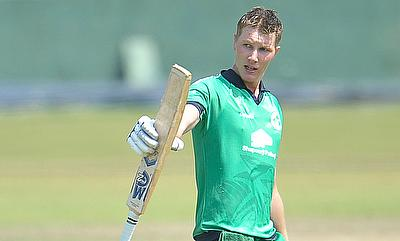 Ireland Wolves' captain Harry Tector reacts to series win, looks ahead to 50-over series