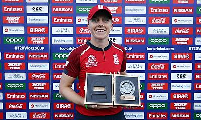 Captains React After England Women's Victory Over Thailand