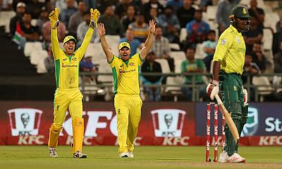 Australia wrap up series with 97-run victory over South Africa