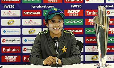 Nahida Khan is approved as replacement for Bismah in Pakistan squad