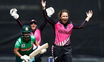 ICC Women's T20 World Cup: New Zealand beat Bangladesh in astonishing fightback