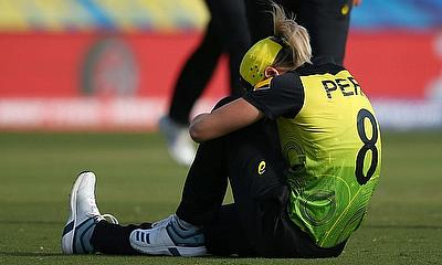 Ellyse Perry has been ruled out of the rest of the ICC Women's T20 World Cup 2020