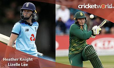 Cricket World Player of the Week - Heather Knight & Lizelle Lee