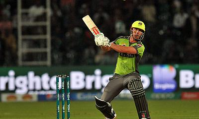 HBL PSL - Ben Dunk and Samit Patel record partnership sets Qalandars' first season win