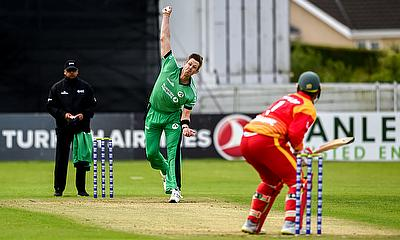Fixture schedule released for Ireland Men's tour to Zimbabwe
