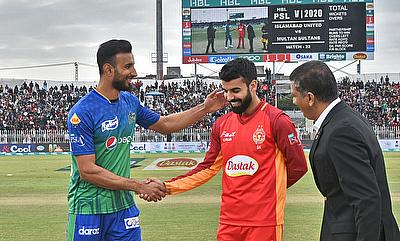 HBL PSL 2020: Multan Sultans beat Islamabad United to ensure play-offs qualification