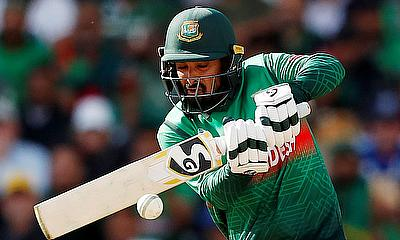 2nd T20I Bangladesh v Zimbabwe: Bangladesh romp home to 9 wicket win