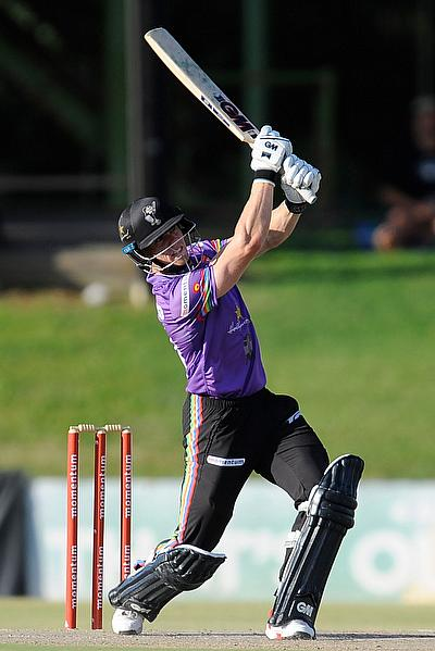 Opening batsman for the Hollywoodbets Dolphins Grant Roelofsen (pictured) finished the Momentum One Day Cup as the competitions leading run scorer as