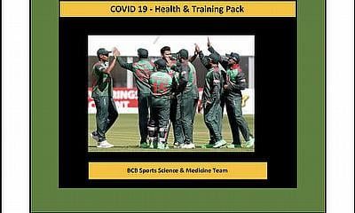 BCB provides priority guideline on physical and mental fitness for cricketers during isolation period