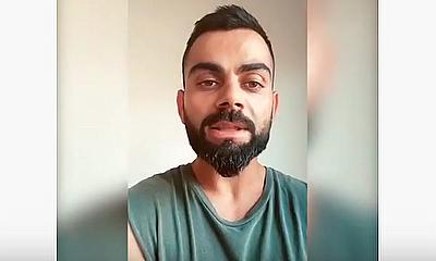Virat Kohli : Be safe everyone | Stay At Home And Stay Safe Everyone | BCCI TV