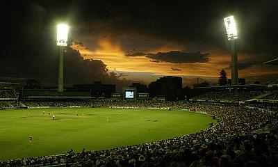 General View of the Waca Stadium