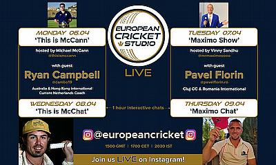 European Cricket launches: European Cricket Studio