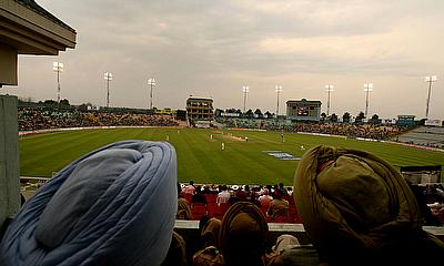 India v England Second Test - Mohali, India - 9/3/06