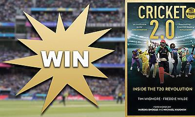 Win a copy of 'CRICKET 2.0: Inside the T20 Revolution'