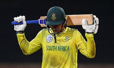 Quinton de Kock talks about what he's doing during lockdown