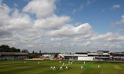 Ground shot of Grace Road