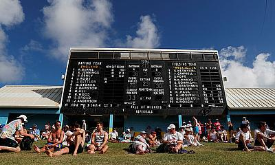 Darren Sammy National Cricket Stadium, St Lucia