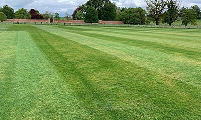 Alcester & Ragley Park CC Groundcare Diary – Beginning of May 2020