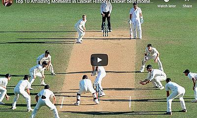 Top 10 Amaizing Moments in Cricket History | Cricket best moments | Cricket blooper