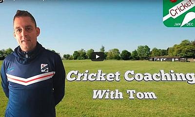 Cricket Coach 365 | Activity 11: Close catching rebounds from back wall or fence