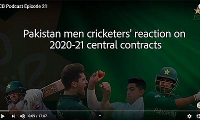 The 21st PCB Podcast includes men's central contracts, women's fitness tests and Ramadan tape-ball cricket