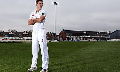 Wayne Madsen voted Derbyshire CCC's best County Championship cricketer