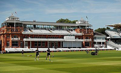 England Nets - Lord's Cricket Ground