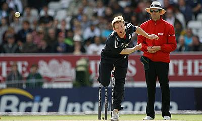 England's Paul Collingwood