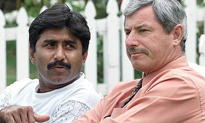 Sir Richard Hadlee voted Nottinghamshire's best player of all-time