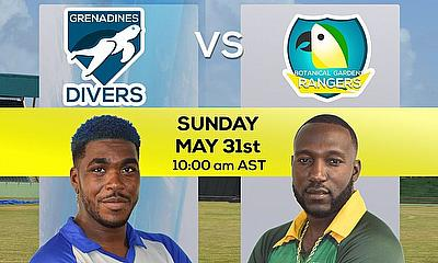 Cricket Betting Tips and Fantasy Cricket Match Predictions: VPL T10 - Grenadine Divers vs Botanic Gardens Rangers - 3rd Place Play-off